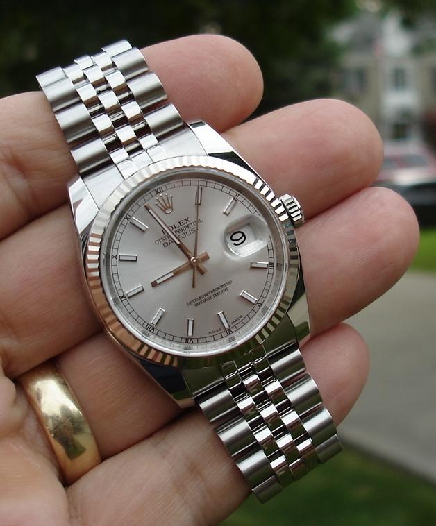 c12d20d0fd3 a razão para a venda de um Rolex Pre-Owned é o melhor escolha ...
